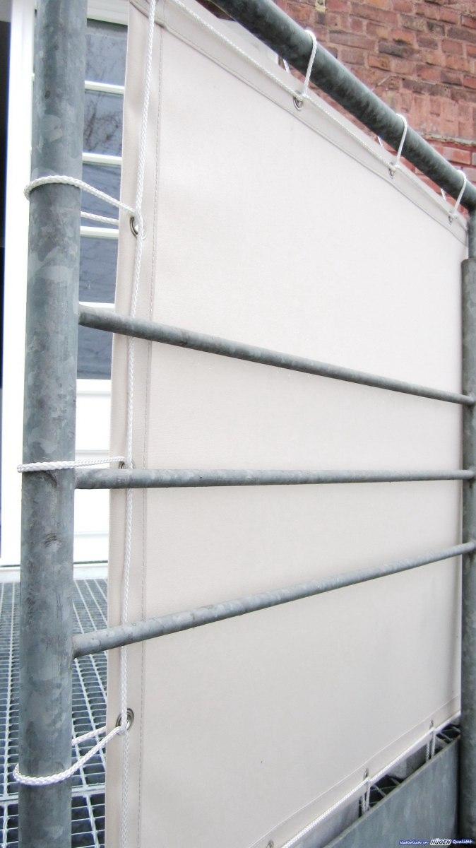 balkonbespannung, Garten ideen