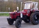 Landwirtschaftsfahrzeuge Planen