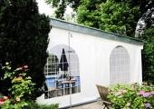 Terrassenvorhang Pool
